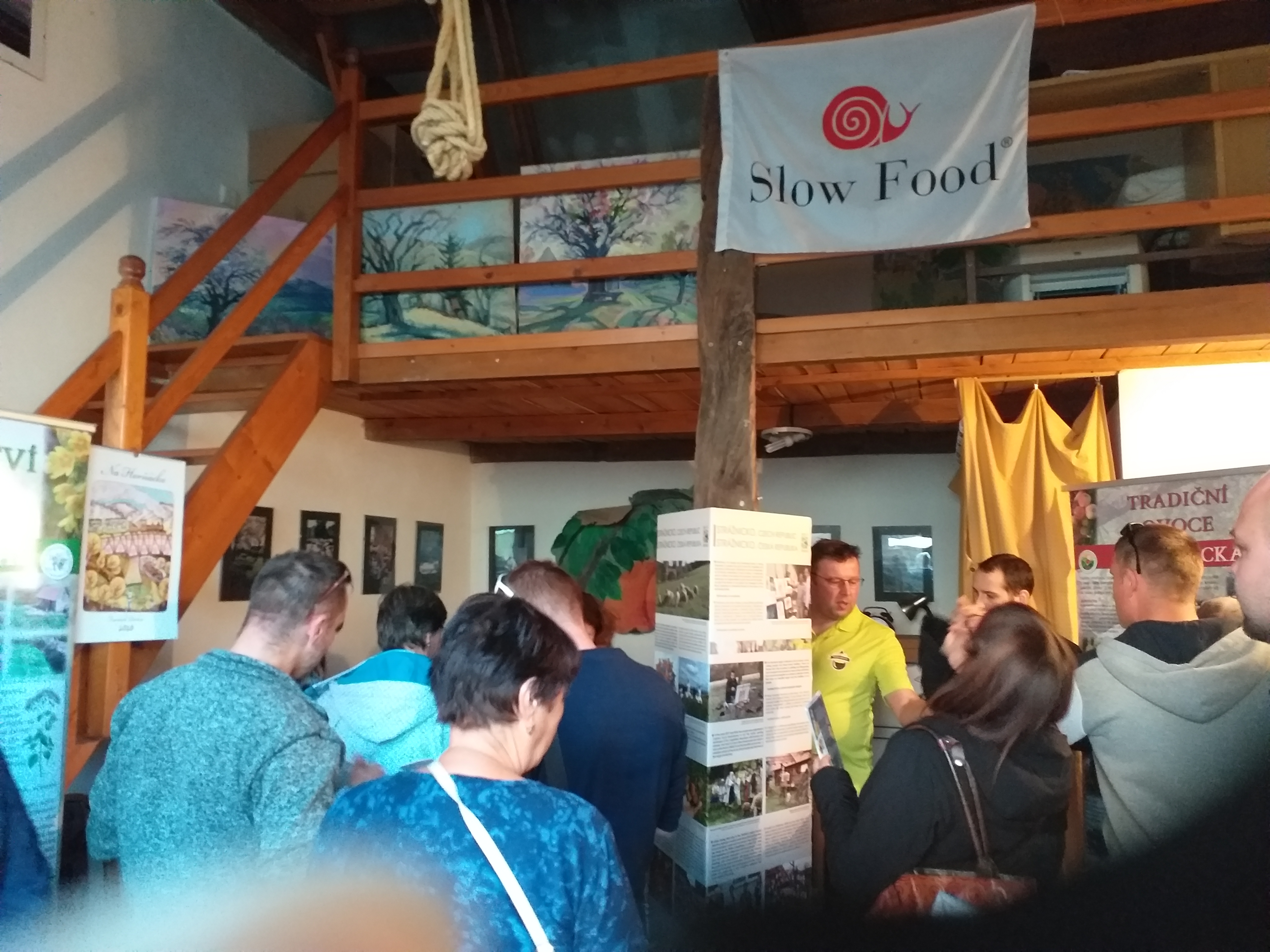 Slow food Farm Day 17.10.2019